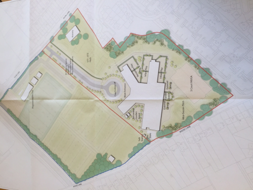Big things in Little Osterley: Clubs site proposals