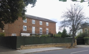 Dudley House, The Grove: after a month of exercising neighbours, both planning applications now binned