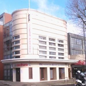 Odeon Parade, 480 London Road, Isleworth