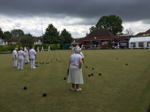 Game still on at Osterley Bowls Club since 1936