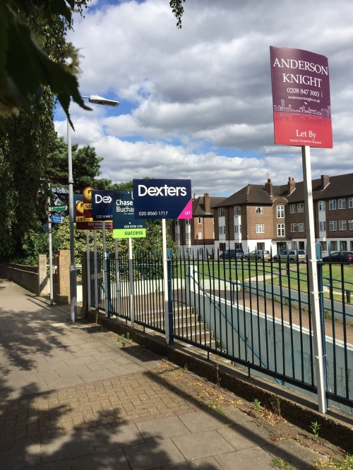 Offending Thorgills, Dexters, Chase Buchanan and Anderson Knight boards at Osterley