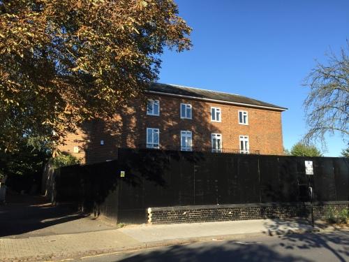 Dudley House, September 2016